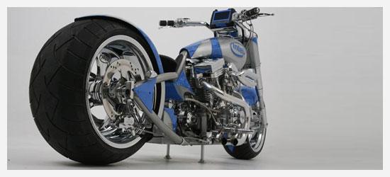 intel theme bike