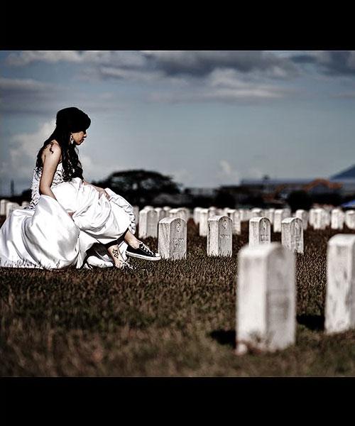 sarah - fields of headstones