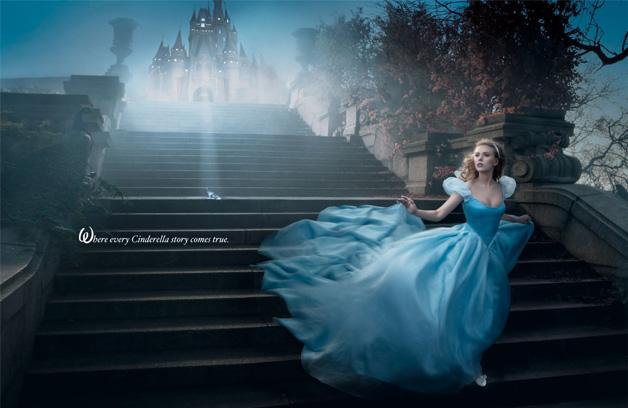 Scarlett Johansson in Cinderella