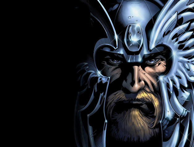 Thor---close-up