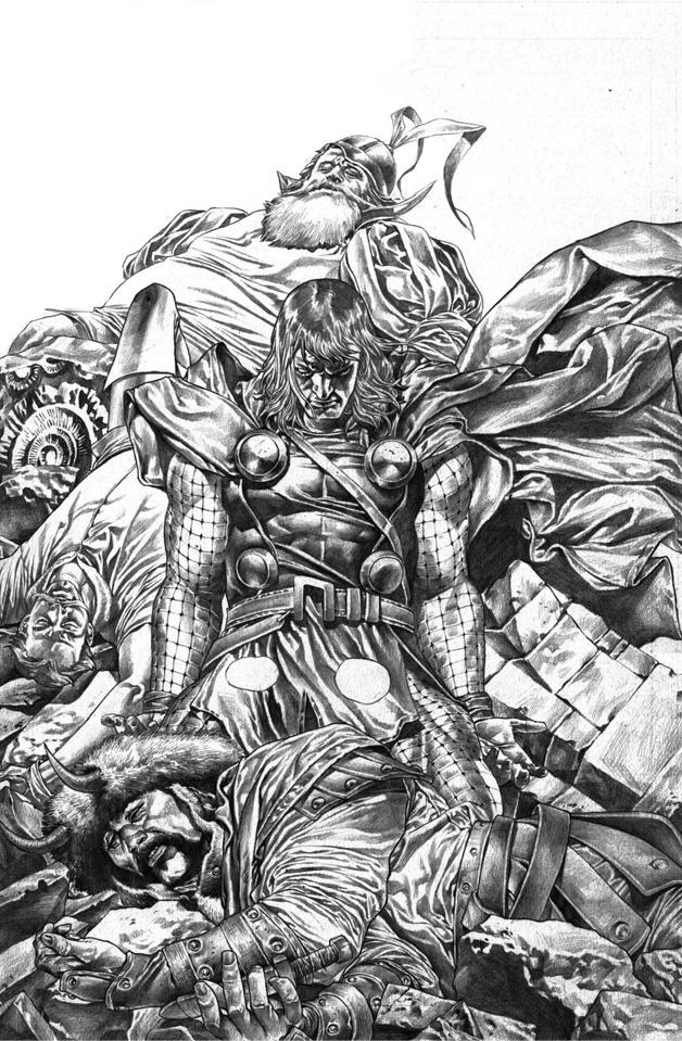 Thor_608_cover_by_MCornelius