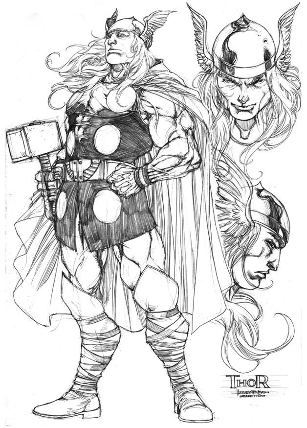 Thor_by_harveytsketchbook