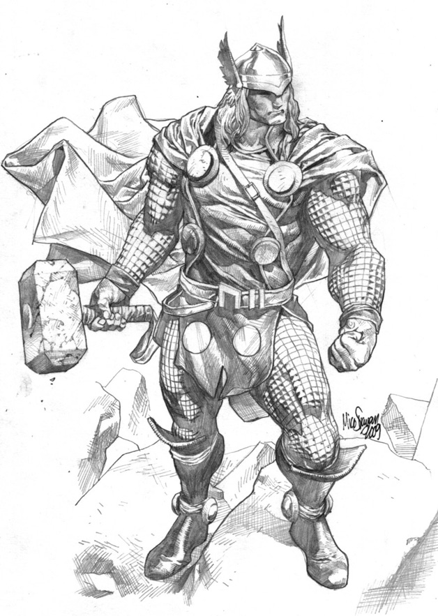 Thor_sketch_by_MCornelius