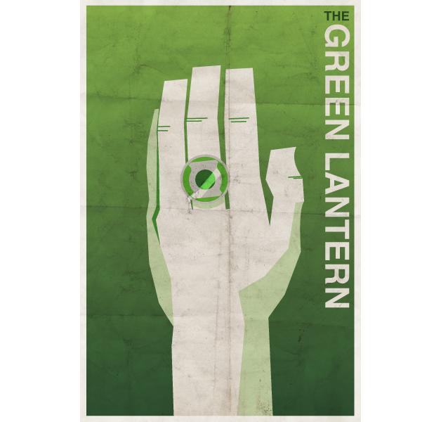 Green_Lantern___Vintage_Poster_by_drawsgood