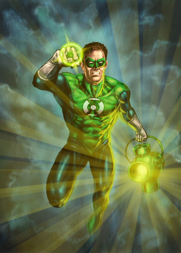 Green_Lantern_by_Hungrysparrow