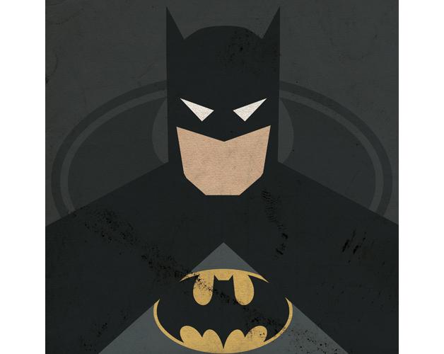 Batman - DC Heroes