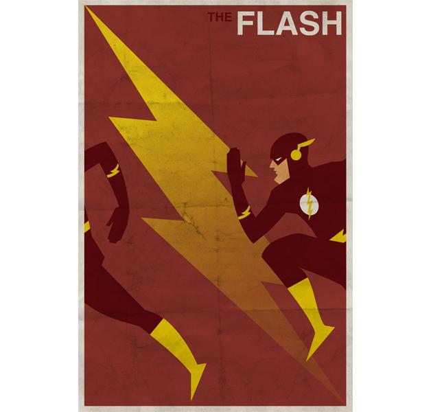 Flash - DC Heroes