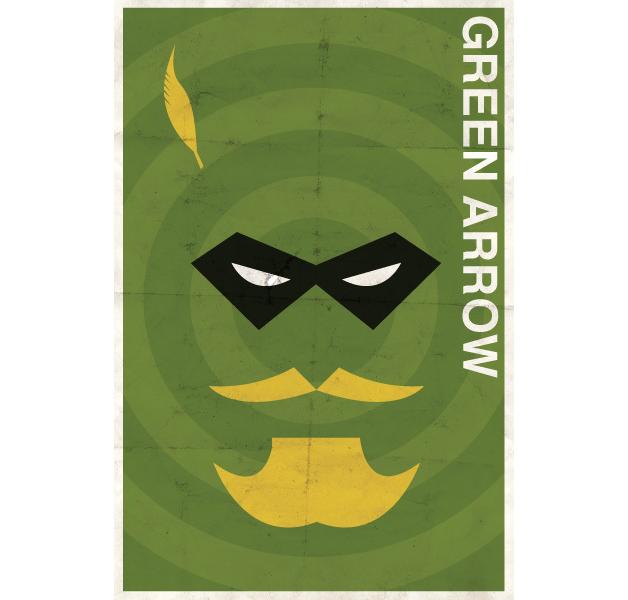 Green Arrow - DC Heroes
