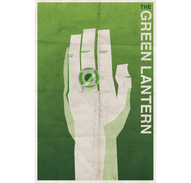 Green Lantern - DC Heroes