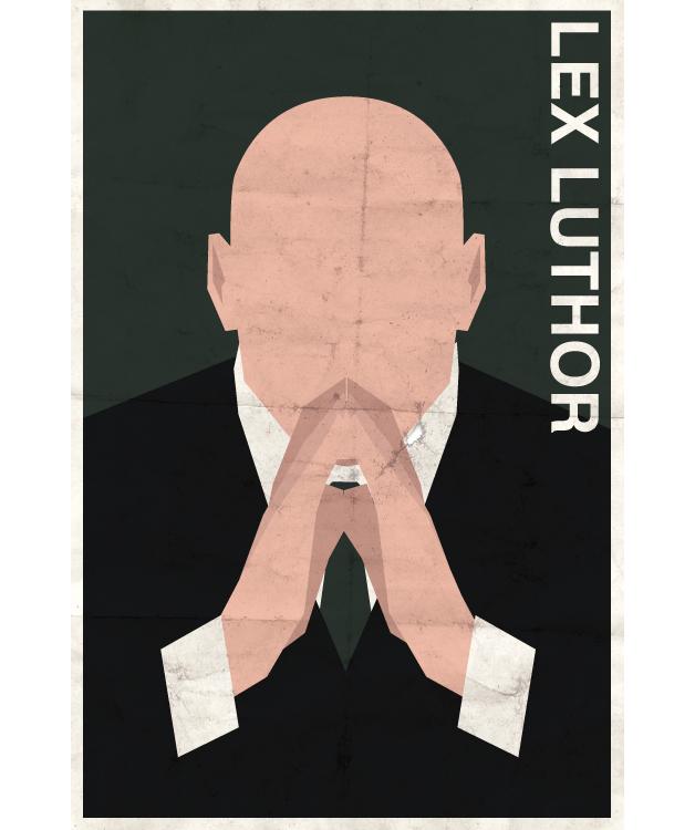 Lex Luthor - DC Villains