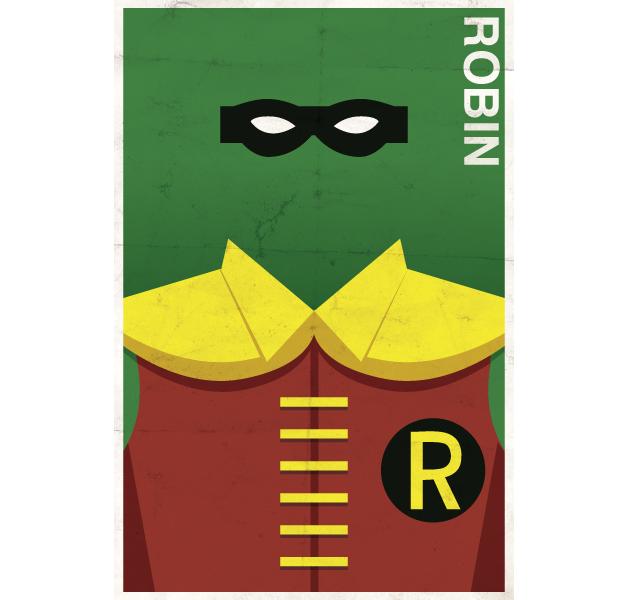 Robin - DC Heroes