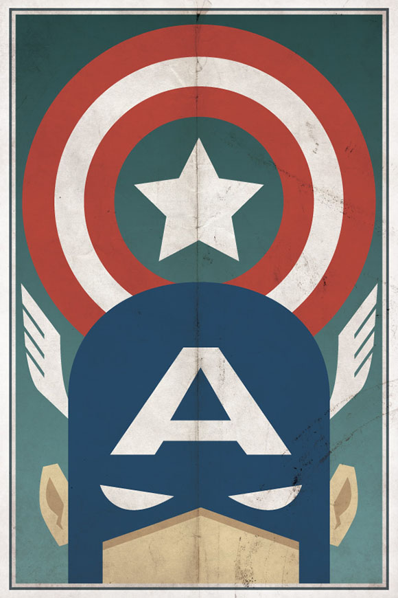 Captain_America___Poster_by_drawsgood