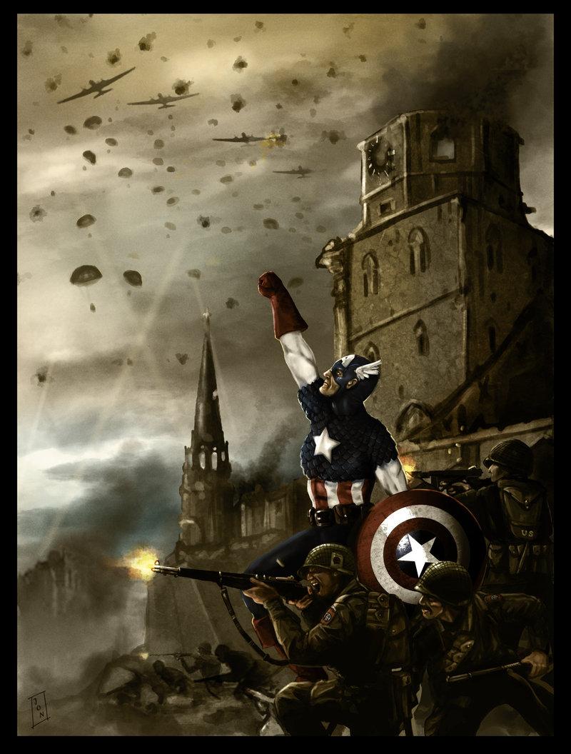 The Captain by Ashmantle