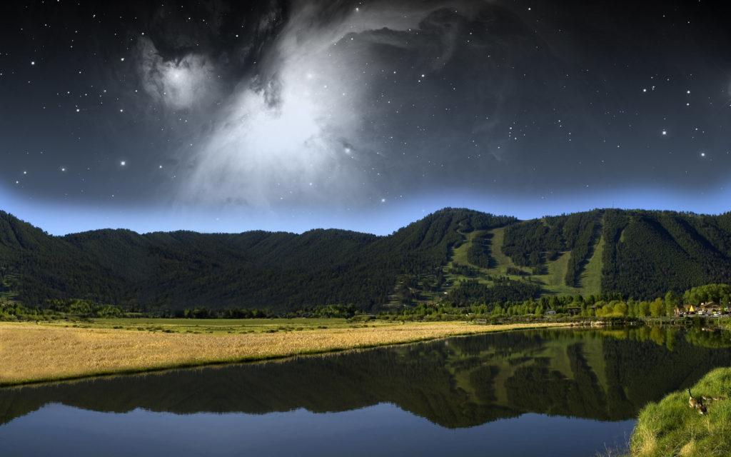 nebula-atmosphere