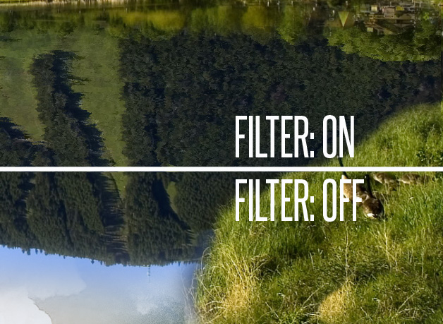 Filter On - Off