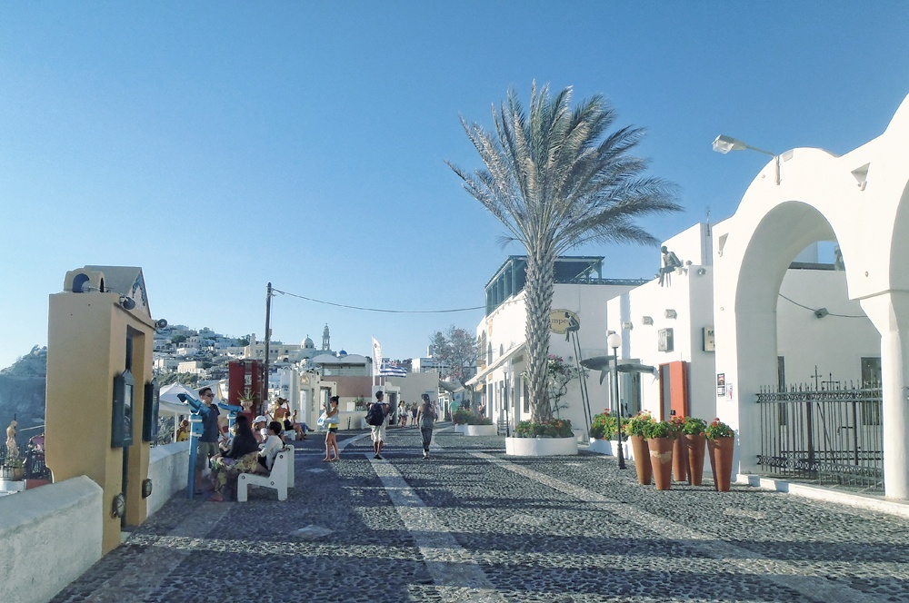 Fira Market Place