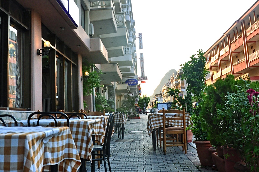 Street Cafe | Larissa